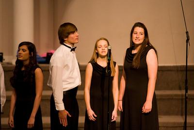 Middle & High School Spring Choir Concert 08