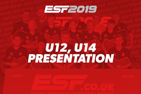 U12, U14 PRESENTATION