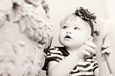 Kylee's 2 year portraits