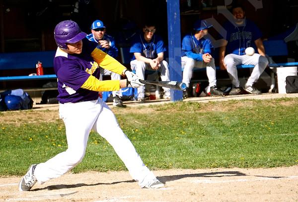Baseball: Sumner vs. Bucksport 5/13/2015