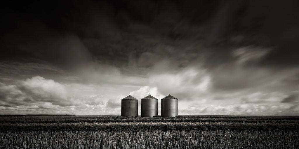 Rocky View County Grain Silos 8