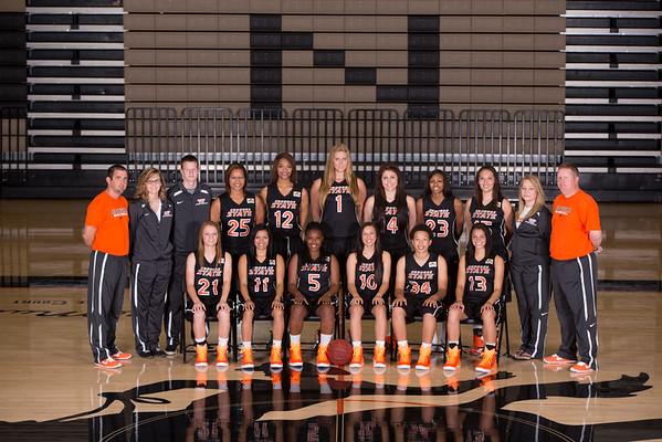 2014-15 Womens Basketball Media