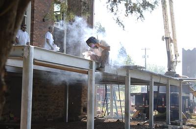 2010 Construction Terrace