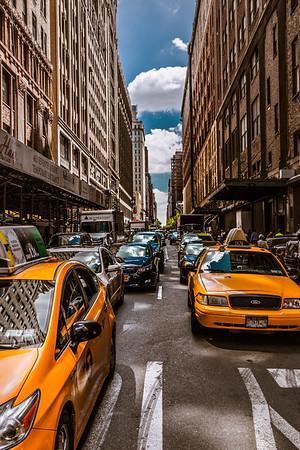 Manhattan - August 18, 2014