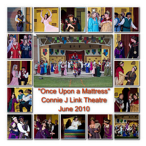 Once Upon A Mattress - performance