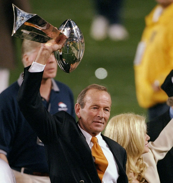 ". 4. (tie) PAT BOWLEN <p>Come Super Bowl Sunday, John Elway will be holding Lombardi Trophy and saying �This one�s for Pat!� You heard it here first � (unranked) </p><p><b><a href=""http://www.twincities.com/ci_26201025/broncos-owner-giving-up-control-due-alzheimers\"" target=\""_blank\""> LINK </a></b> </p><p>   (Getty Images file photo)</p>"