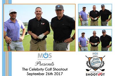 Celebrity Golf Shootout Presented by M.O.S.