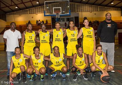 1/4 finale Coupe CTG ASAM Sport-Guyanais