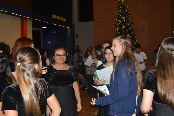 Choir December 2018