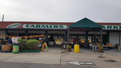 Jacksonville Farmers Market - March 2018