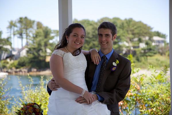 Kristie and Matts Wedding