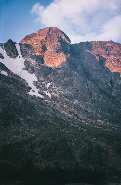 Powell Peak - July