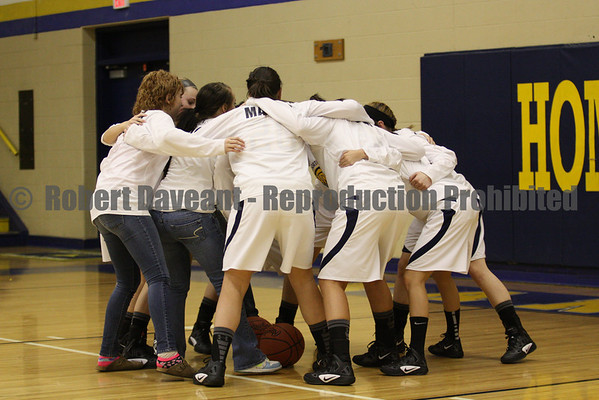 Varsity NRidgeville vs Wellington Girls Basketball 11/30