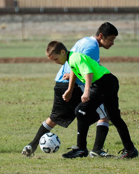 Soccer spring 2012