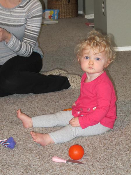 11.15.12 Teagan Grace Little