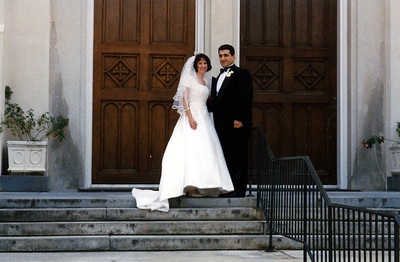 Susan weds Phil 1999