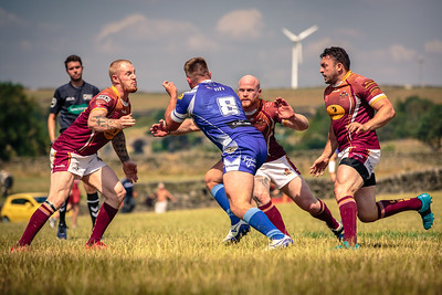 Underbank Rangers v. Egremont Rangers, National Conference League Premier, 14/07/2018