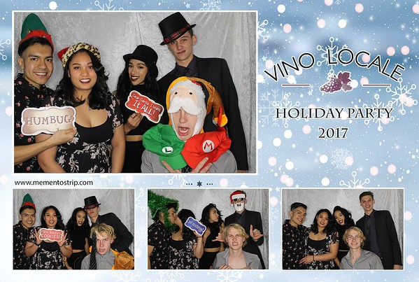 Vino Locale Holiday Party 2017