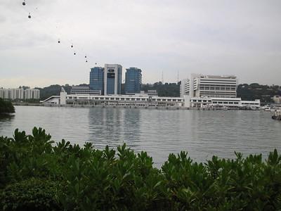 Kim in Singapore