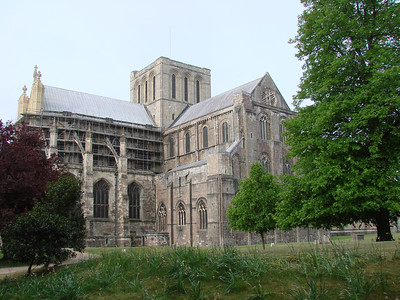 Winchester Cathedral - England
