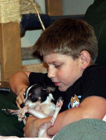 2007 3.17 Ian and Riley
