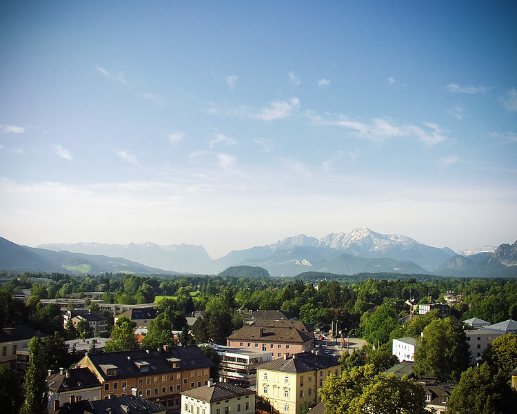 View from Festungsberg