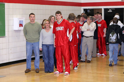 Boys Varsity Basketball - 2/8/2008 Newaygo