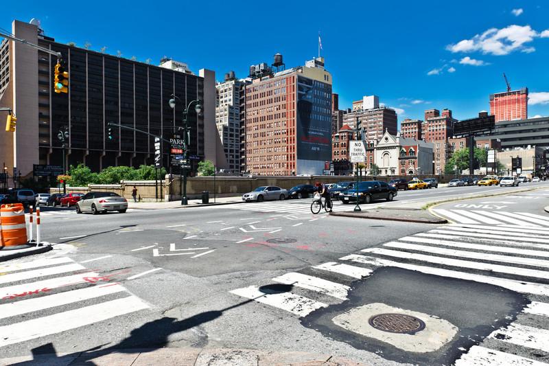 A crossroad