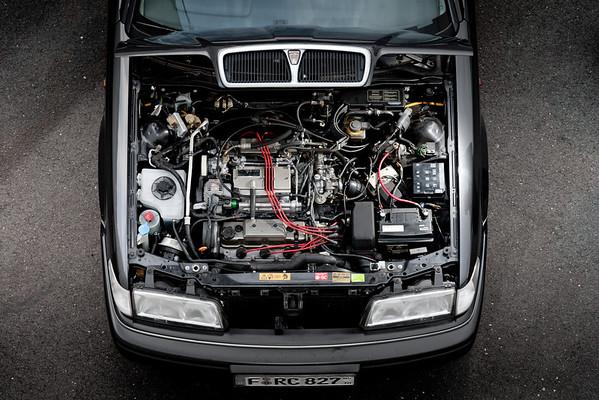 Rover 827 Coupé