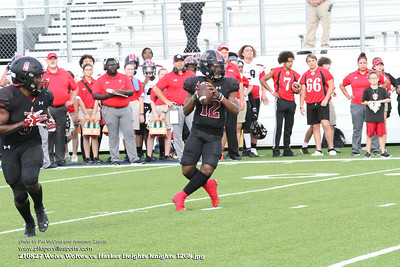 210827 Weiss Wolves vs Harker Heights Knights