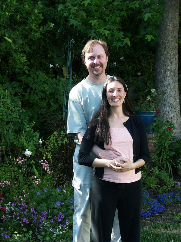 Jen & Craig, April 2005