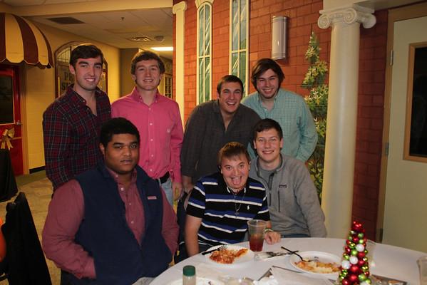 Alumni Dinner 2013