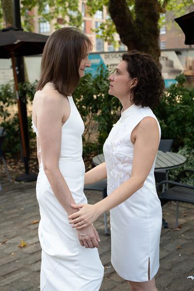 Kate & Jen's wedding