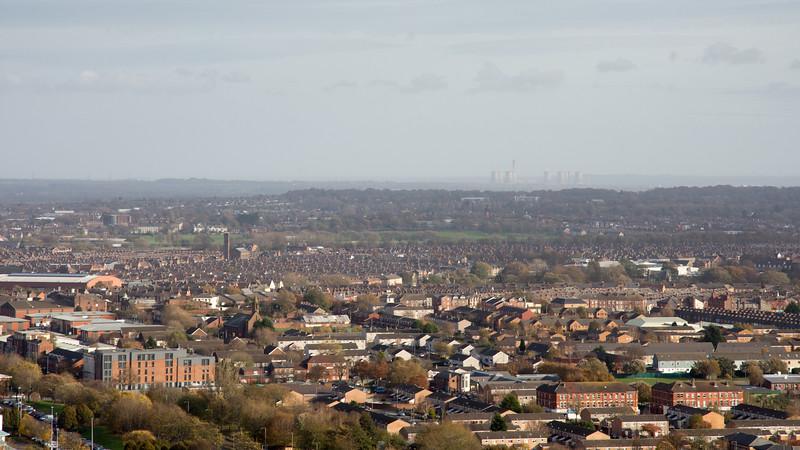 Liverpool suburbs