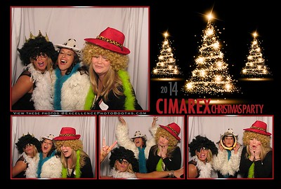 Cimarex Energy Christmas Party 2014