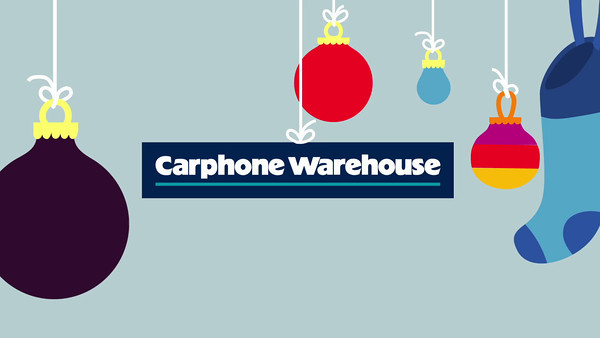 3 of 6 TV commercials created for Carphone Warehouse.