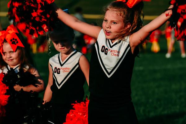LL Football-Cheer Sept 17 OvsB