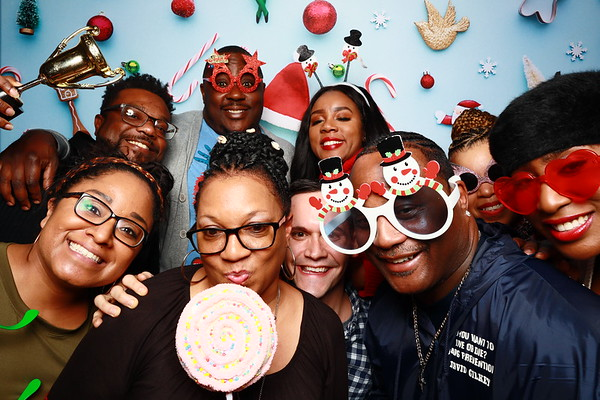 December 23, 2019 at Rise Up For Youth Holiday Party