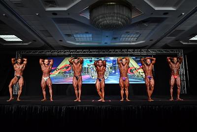 Men's Bodybuilding Open WW