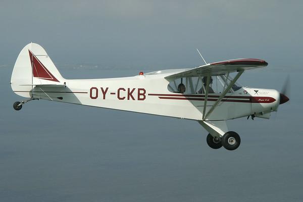 OY-CKB - Piper PA-18-90 Super Cub (L-18C-PI)