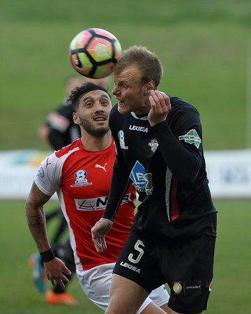 2017 0618 - FNSW NPL1 1st Blacktown City vs Wollongong Wolves