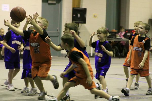 2010 UPWARD Basketball
