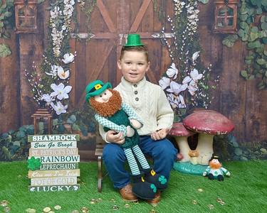 PJ St Patrick's Day 2020