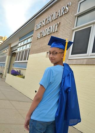 Anthony Graduation 2020
