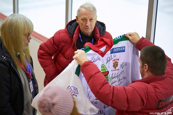 Frisk Asker - Lillehammer Ishockey (19.1.14)