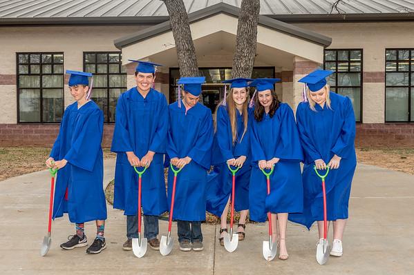 2017 Pioneer Elementary Groundbreaking Graduates