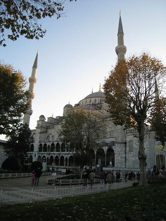 Sultan Ahmet Mosque (Istanbul, 2008)