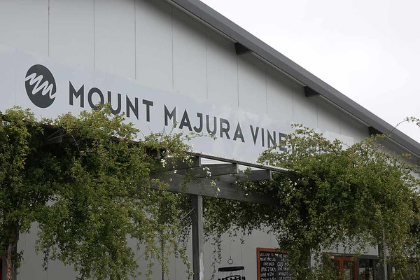 14 Oct 2018 Mt Majura Vineyard Two Peaks