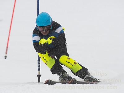 Small Fry Race at Blandford Ski Area: Jan 7, 2017