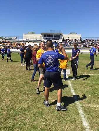 Field Day at CRHS March 2019